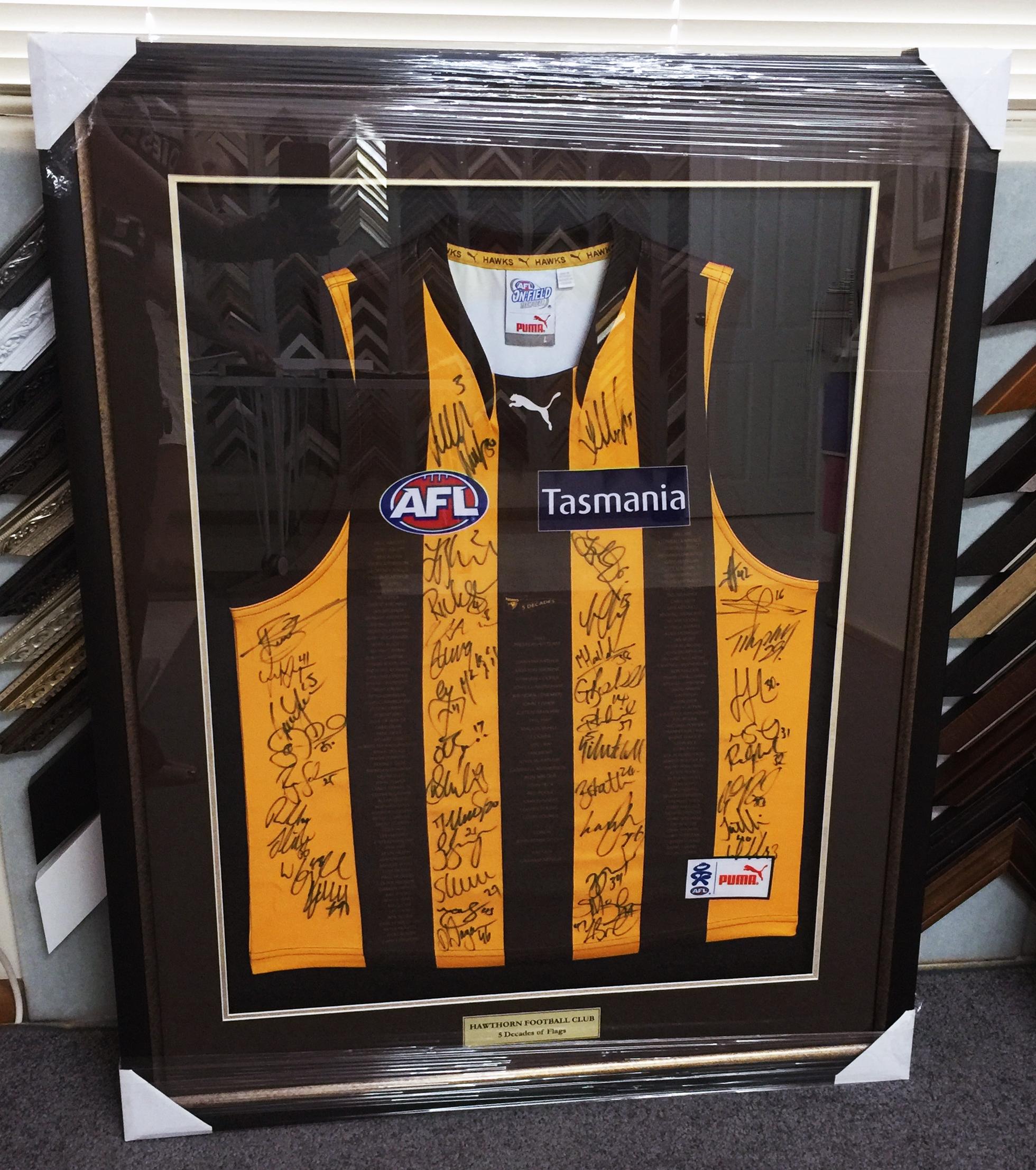 d2d0e6fb733 Memorabilia Framing Perth